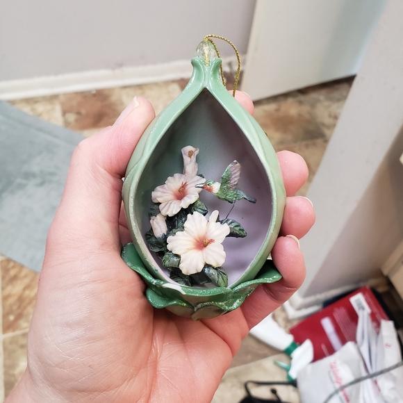 Lena Lui Hummingbird Ornament #2